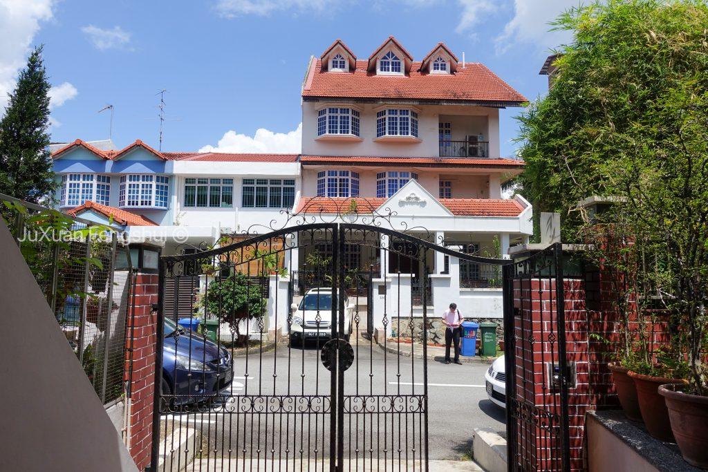 Feng Shui Audit for Detached House