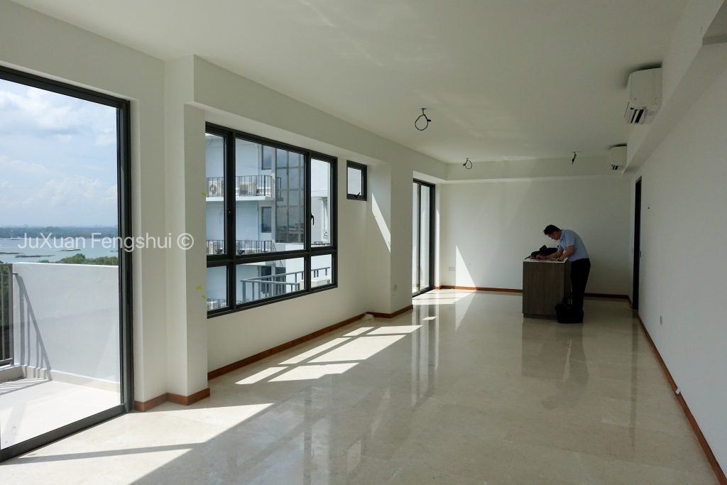 Feng Shui Audit for PentHouse (2000 sq ft)