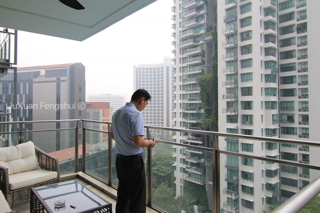 Feng Shui Audit for Condo (1800 sq ft)